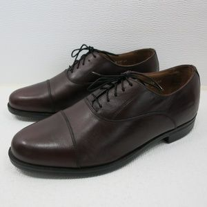 Florsheim Cap Toe Leather Comfortech Oxfords 11 D